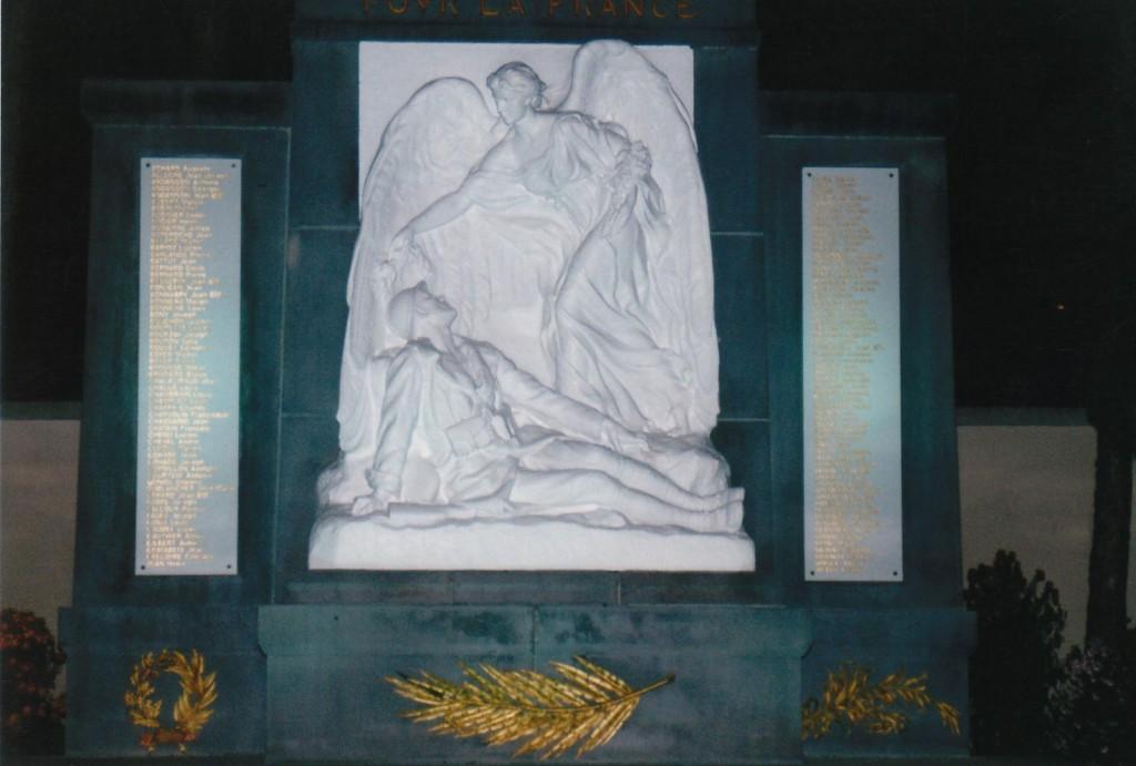 Monument aux Morts de Chamalières